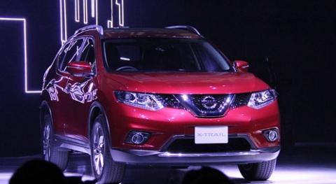 Nissan X-Trail mới giá từ 35.700 USD tại Thái Lan