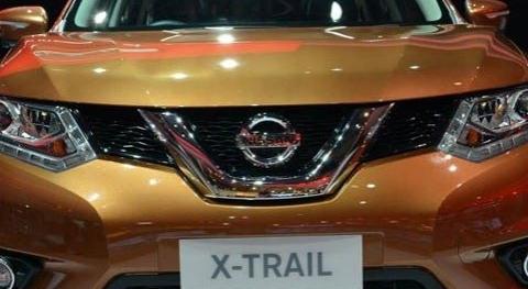 Nissan X-Trail 2016:
